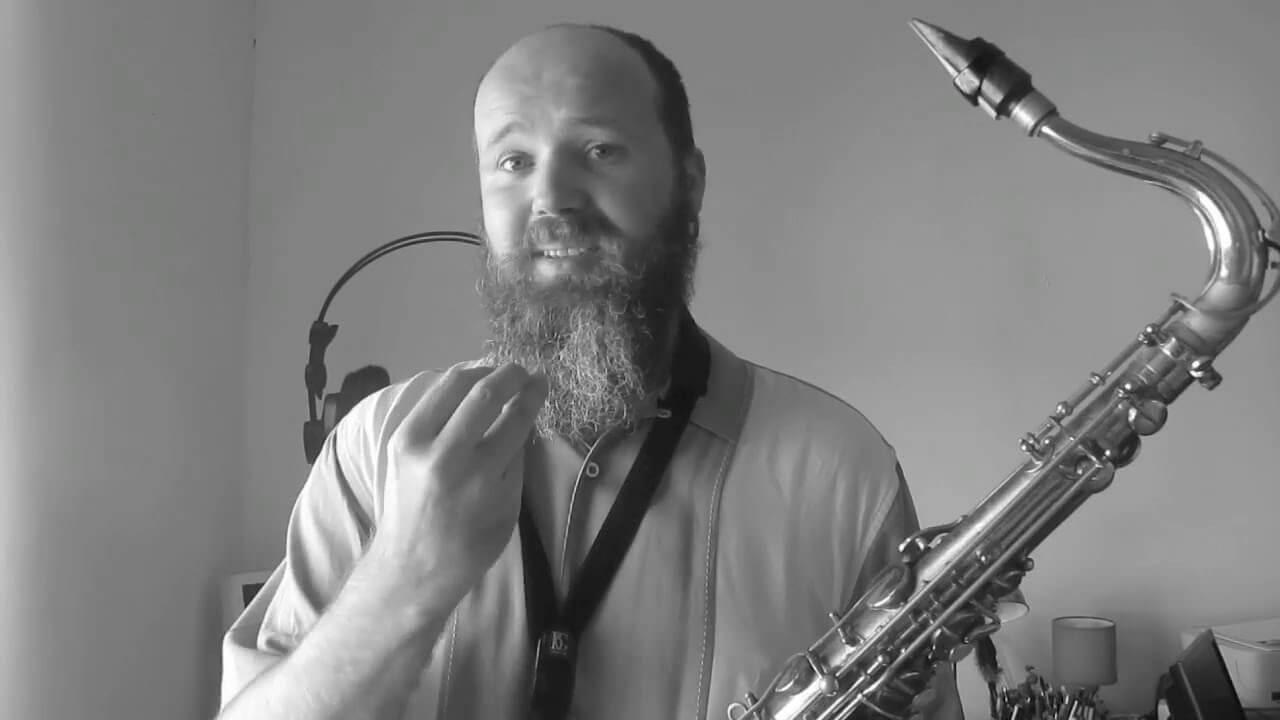 В поисках своего звука. Саксофон – Видео урок. (А.Жульев)