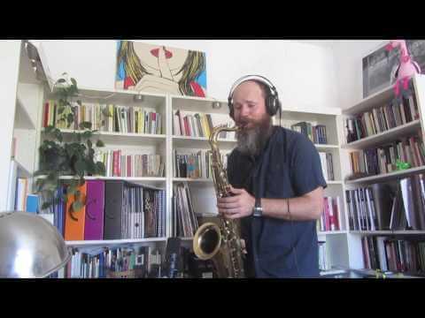 Ana Maria (by Wayne Shorter) Artem Zhulyev tenor saxophone solo