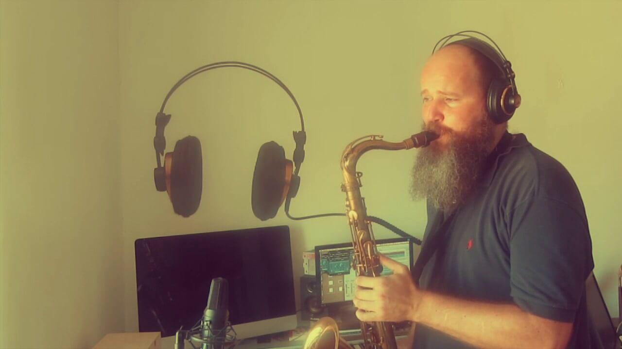 ¨Naima¨ (by John Coltrane) Artem Zhulyev tenor saxophone solo