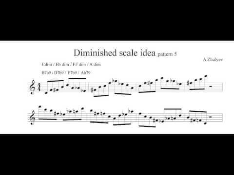 Diminished Scale Idea 5