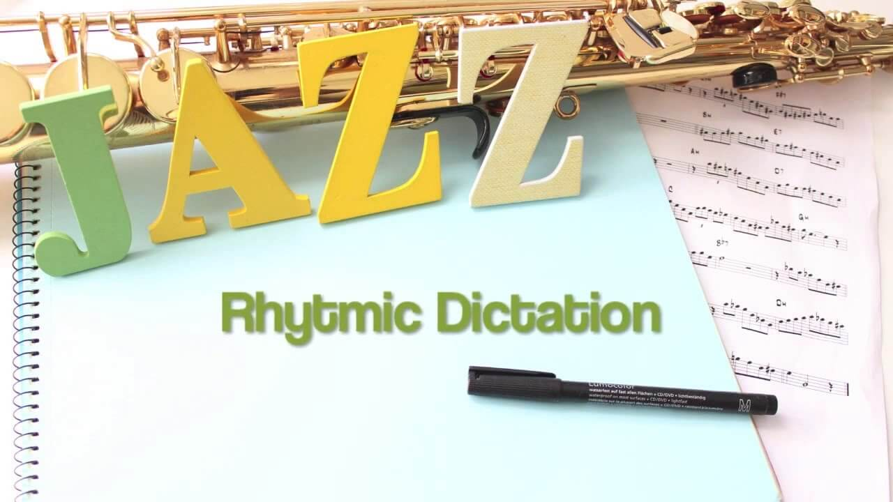 Rhythmic Dictation Basic 1