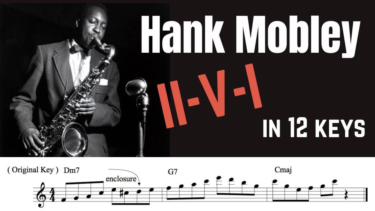 Hank Mobley II-V-I
